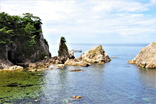 笹川流れ【写真提供:村上市】